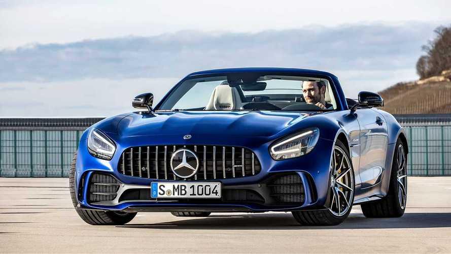 Akár 317 km/órával is száguldhatunk az új Mercedes-AMG GT R Roadsterrel