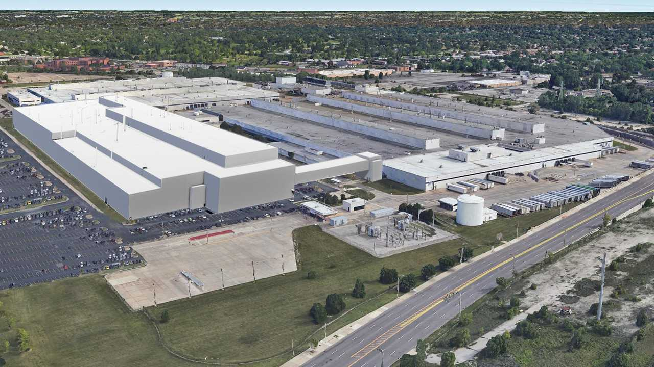 Proposed Mack Avenue Plant Expansion