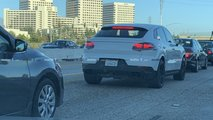 Porsche Cayenne Coupe spy photo