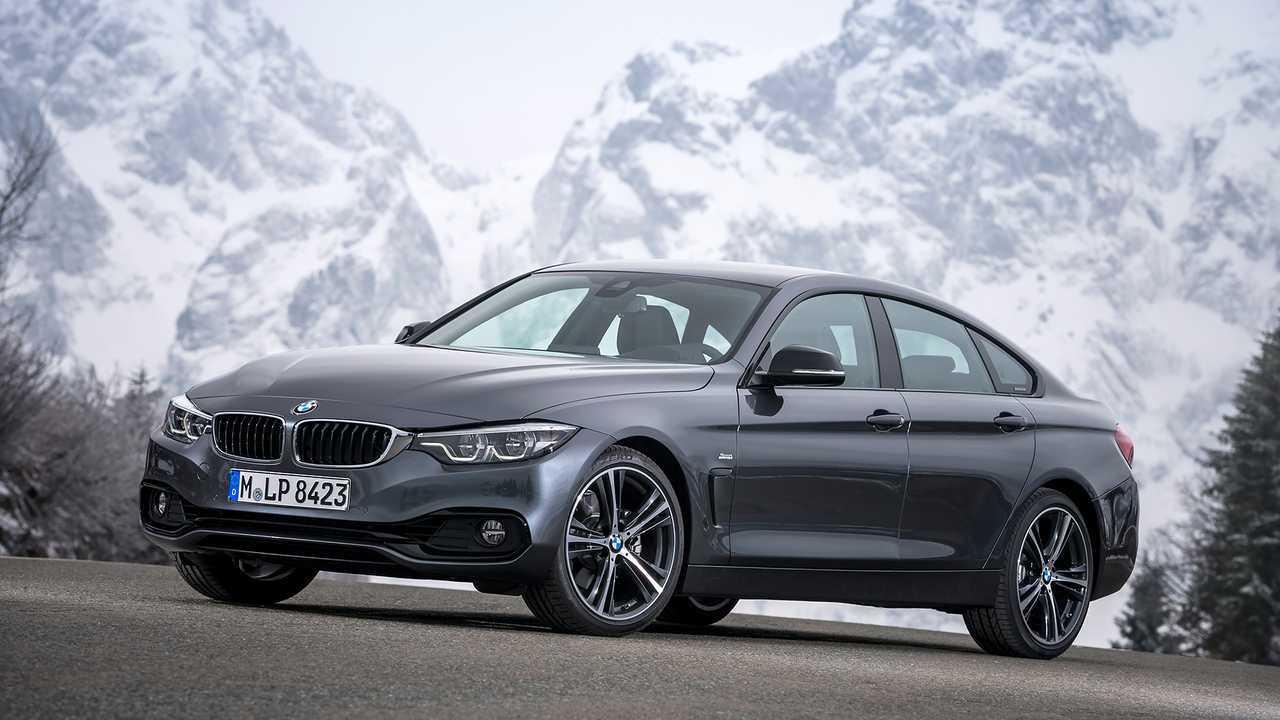 Mögliche BMW-Auslaufmodelle: 4er Gran Coupé