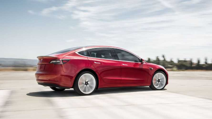 Tesla Model 3 Is Declared UK Car Of The Year