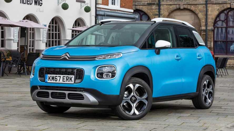 Citroën prepara SUV compacto inédito para países emergentes