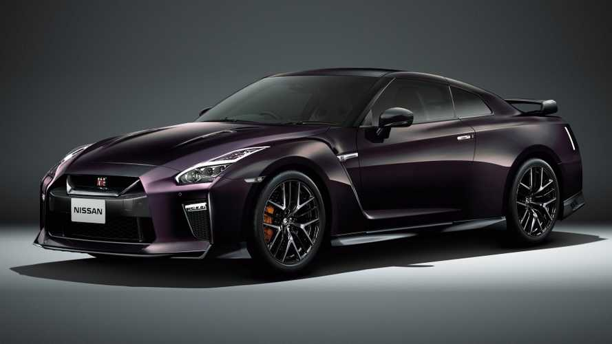 Nissan GT-R Special Edition For Japan Introduces Three New Colors