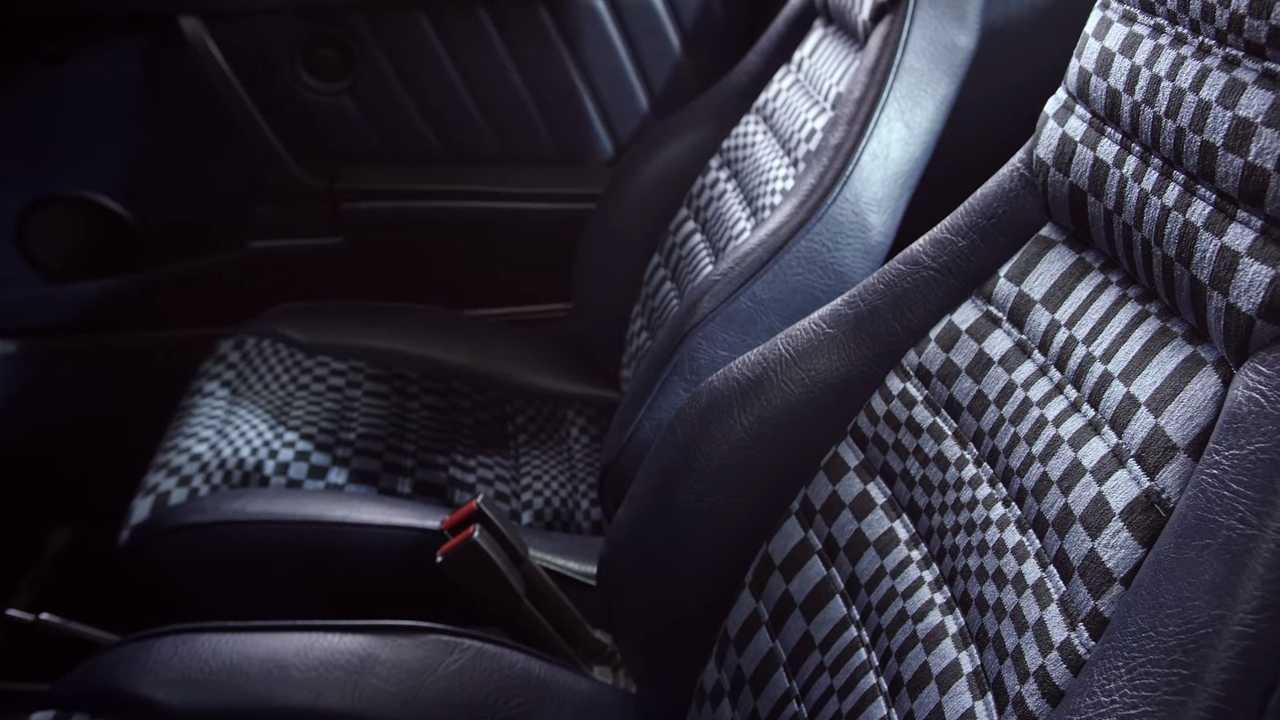 Porsche Top 5 fancy seat patterns - Pasha