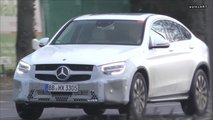 Mercedes GLC Coupe - Facelift