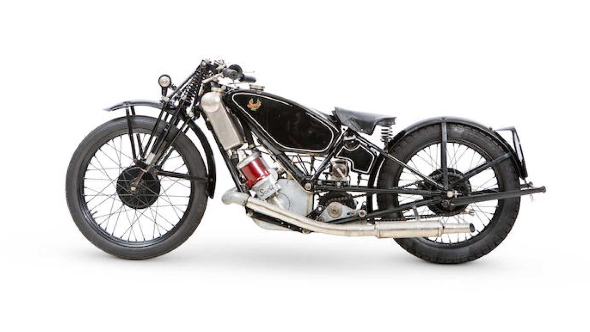 The Scott Flying Squirrel Was Way Ahead Of Its Time | Motorious