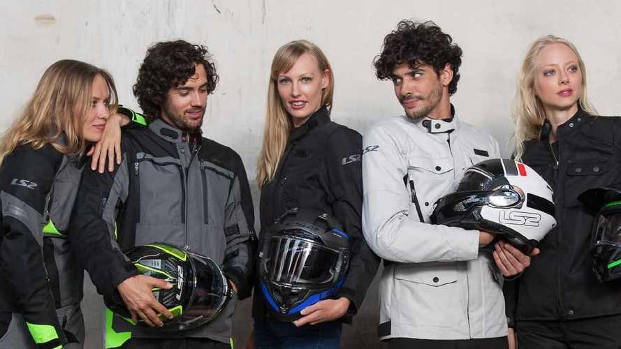 LS2 lanza su primera colección de ropa para moto