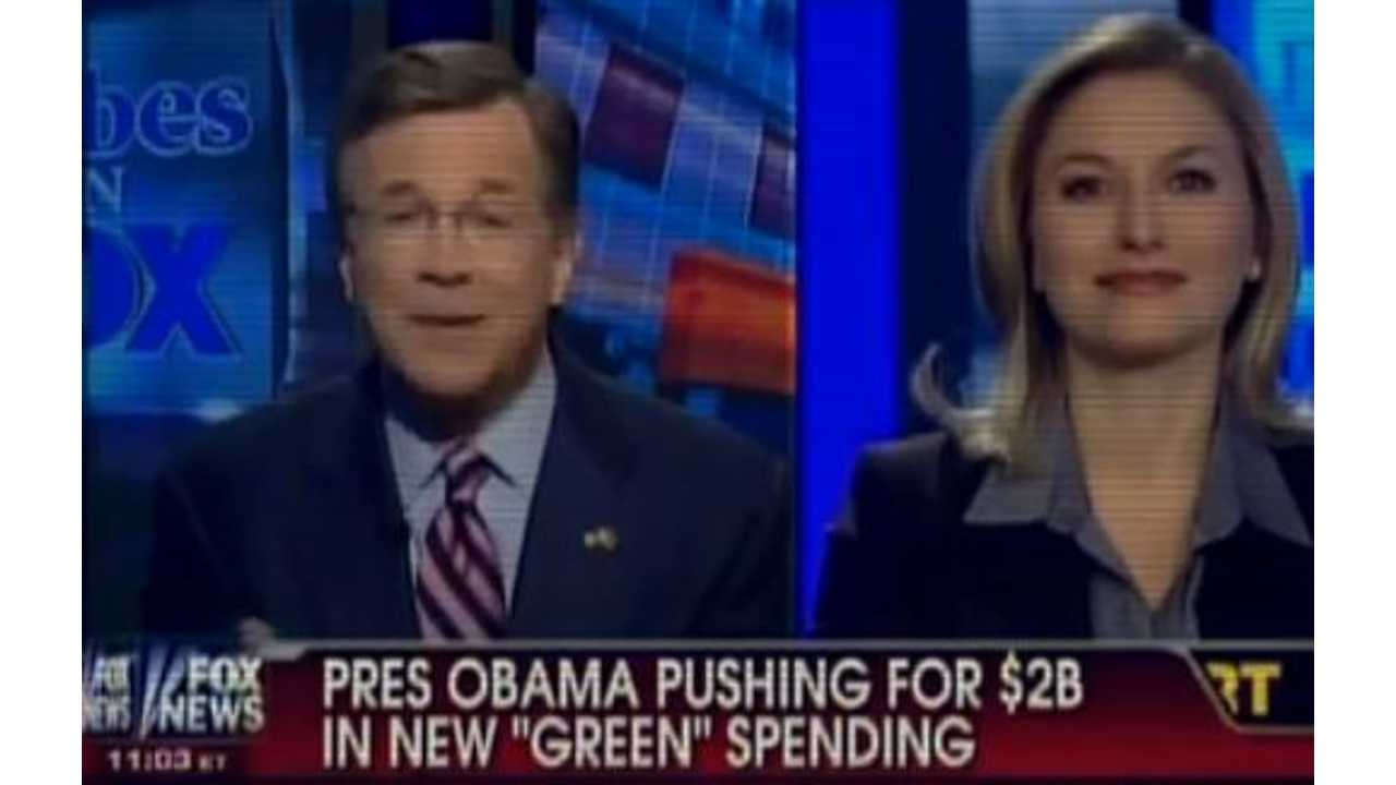 Video: Turns Out Tesla Motors Didn't Get a Government Loan, So Says Fox News Now