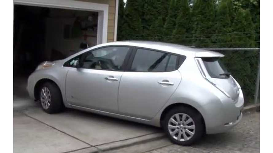 Video: Washington Couple Discusses Going From Owning Two Vehicles to Sharing Just One Nissan LEAF