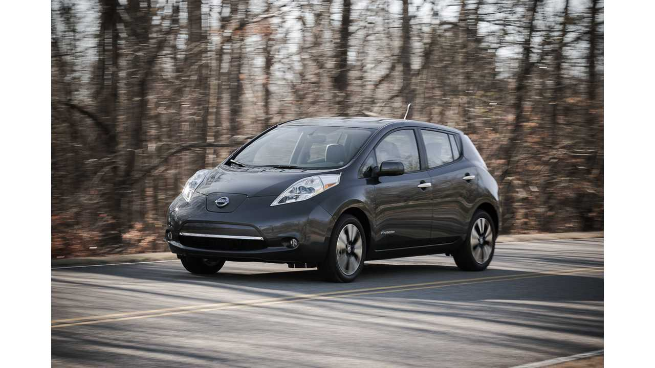 Nissan To Now Focus On East Coast Of Us As Automaker Looks Drive Up Leaf S