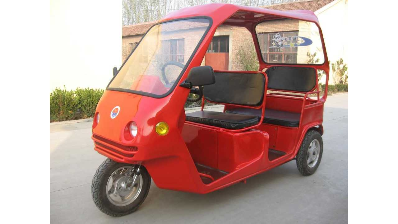 India to Trial All Sorts of Electric Transportation Options