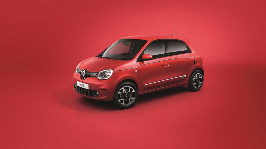 Renault dévoile les tarifs de la Twingo restylée