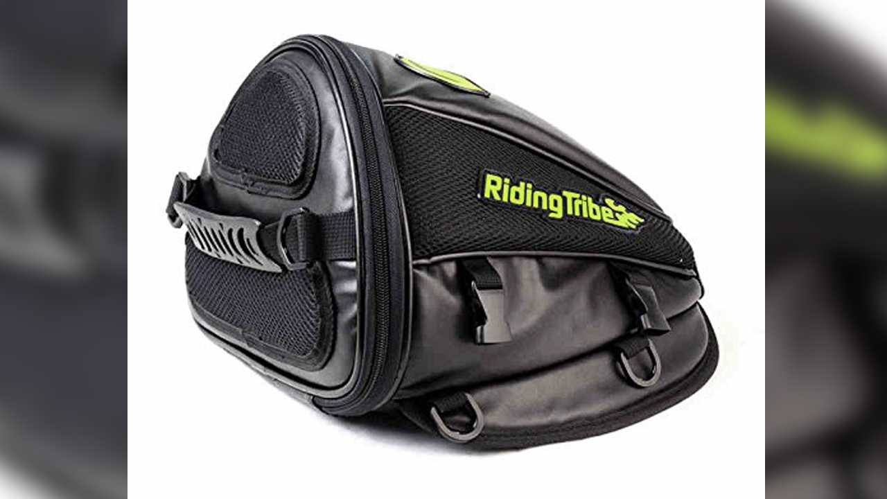 Motorcycle Pillion Bag - $24.39