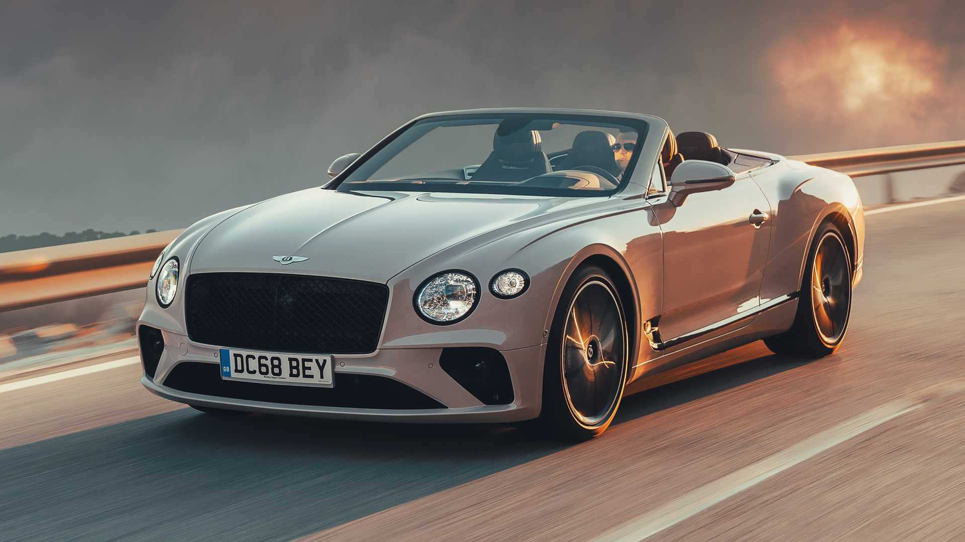 2020 Bentley Continental Gt Convertible First Drive Continental Power