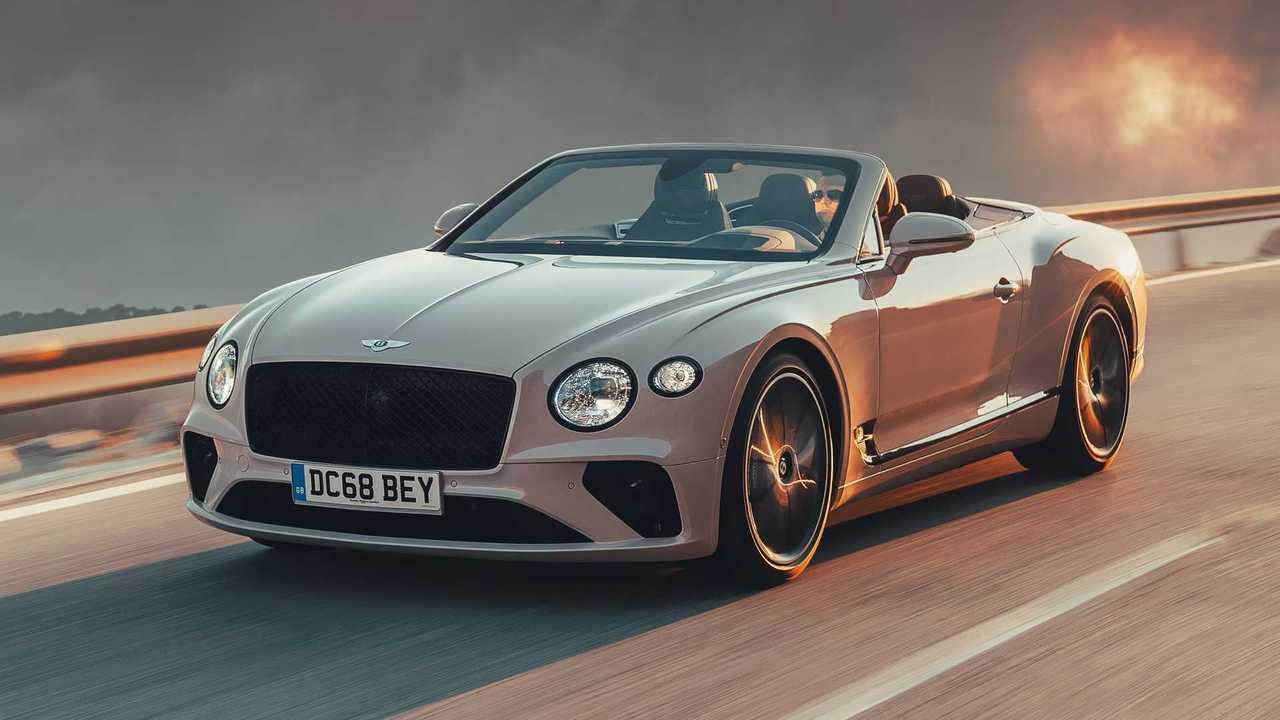 2020 Bentley Continental GT Convertible: First Drive