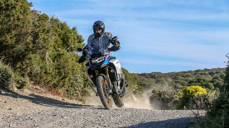 BMW F 850 GS Adventure, la prova