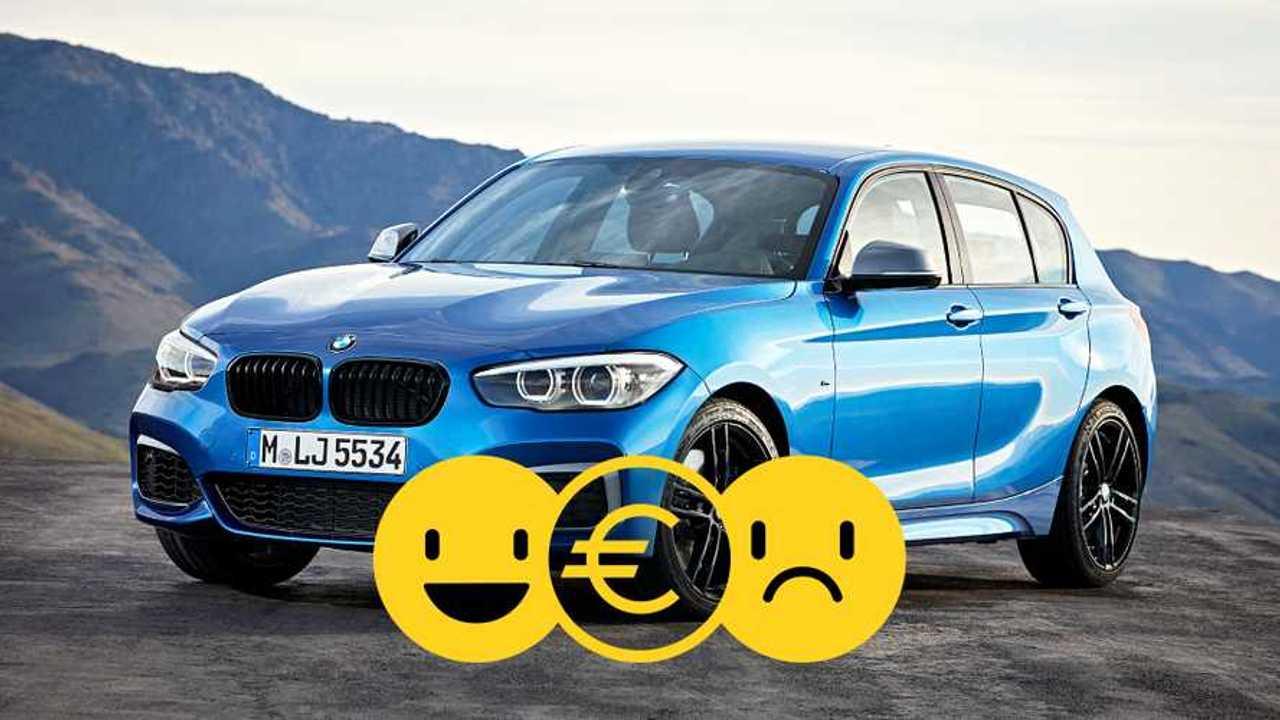 BMW Serie 1, la promozione
