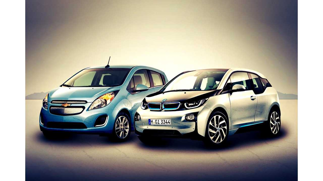 Seoul, South Korea Encourages Widespread Use Of Electric Vehicles