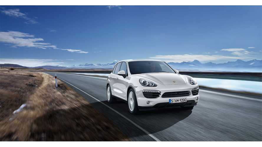 Porsche Confirms Upcoming Cayenne And Cayenne Coupe Plug-In Hybrids