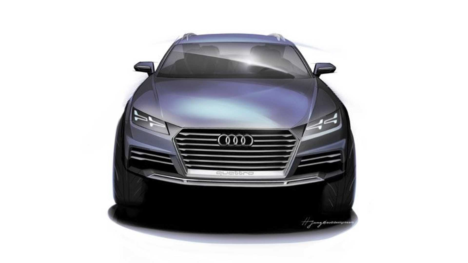 Audi Ceo Our Sporty Pure Electric Suv Is Coming In 2017 Will Compete With Tesla Model X