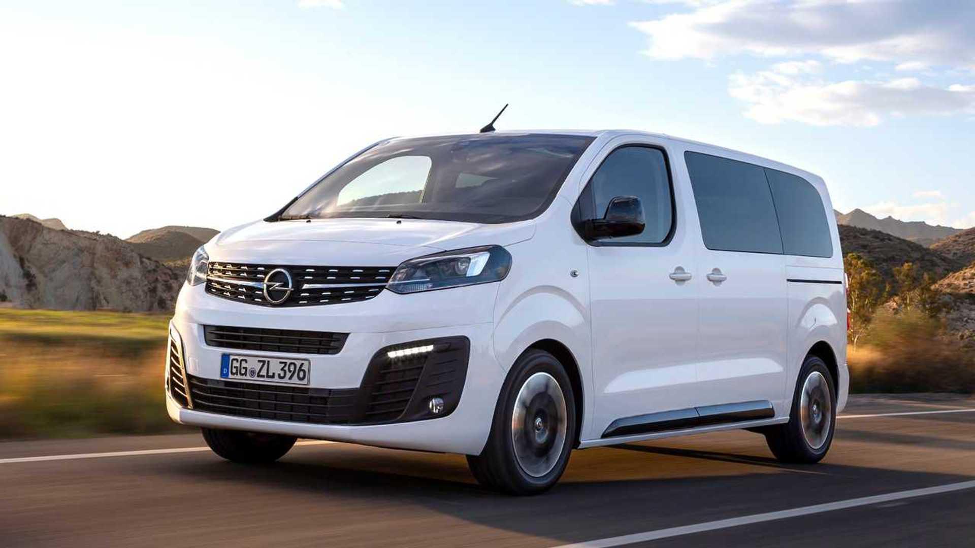 Anteprima Opel Zafira Life al Transpotec