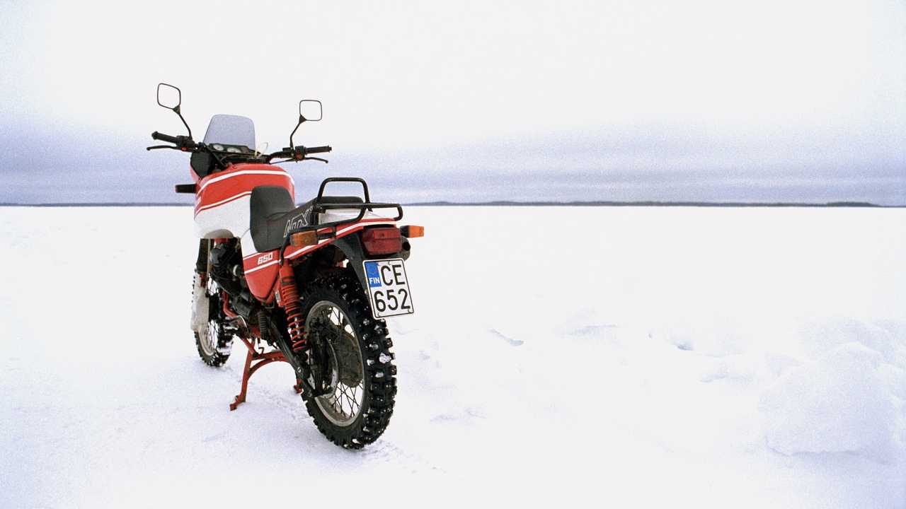 Ask RA How To Ride In Winter?