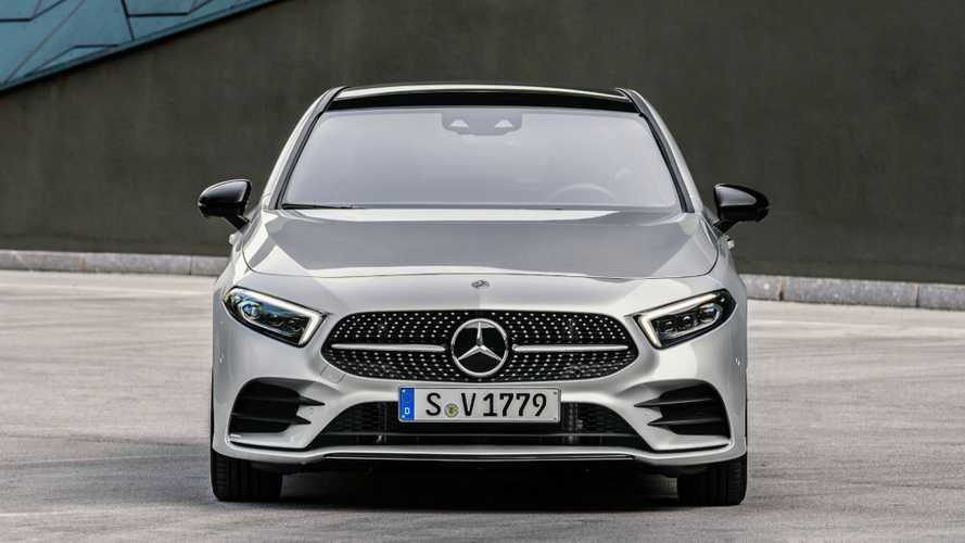 Mercedes A-Class Sedan Vs. CLA