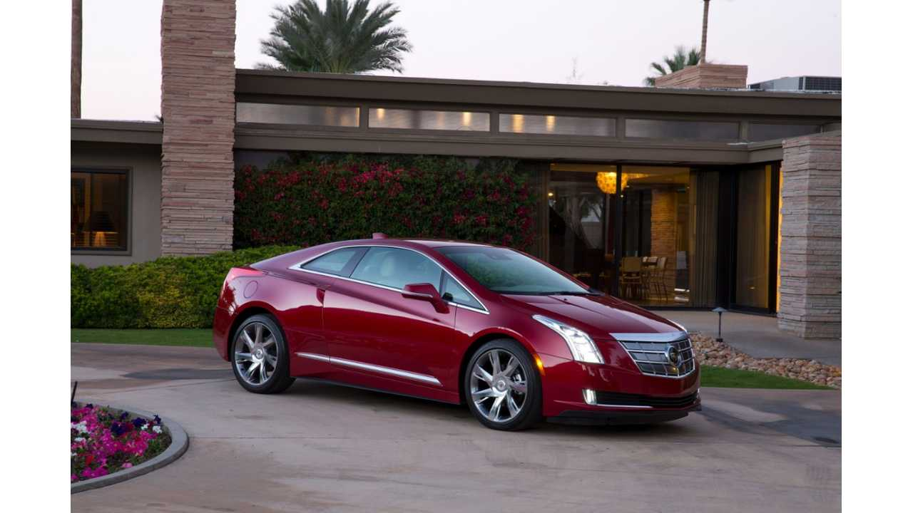 Consumer Reports Staffer: Cadillac ELR is a