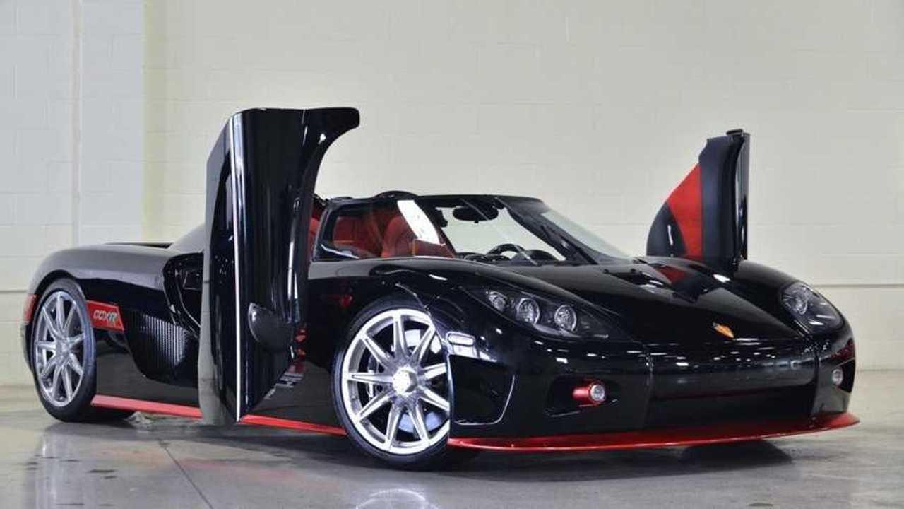 Koenigsegg CCXR 2009