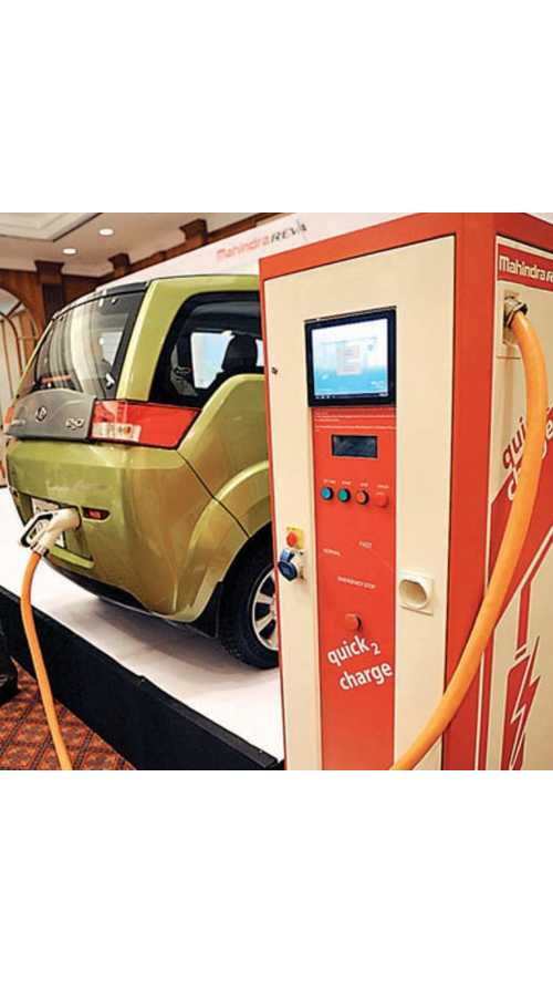 Bangalore, India to Install 20 DC Quick Chargers