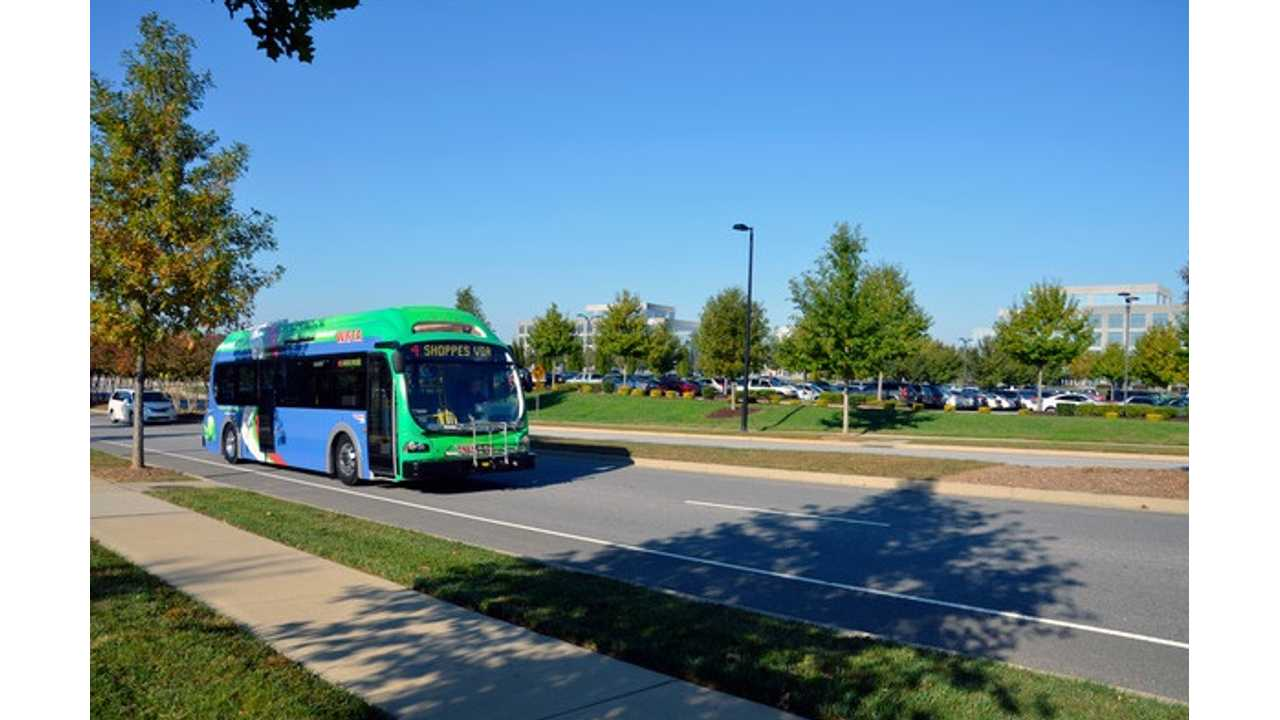 Proterra Delivers Three Additional EcoRide BE35 Buses to WRTA