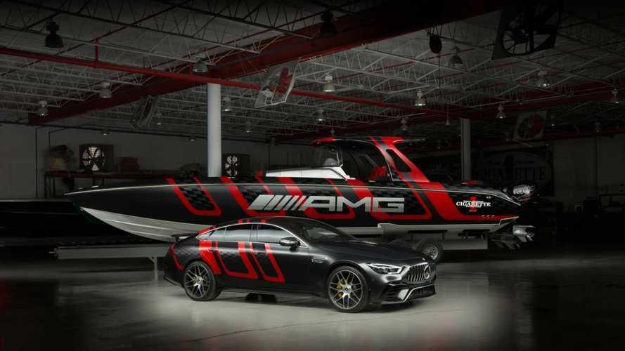 Cigarette Racing 41' AMG Carbon Edition - Un hors-bord de 1600 ch