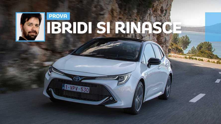 Nuova Toyota Corolla, il futuro che ritorna