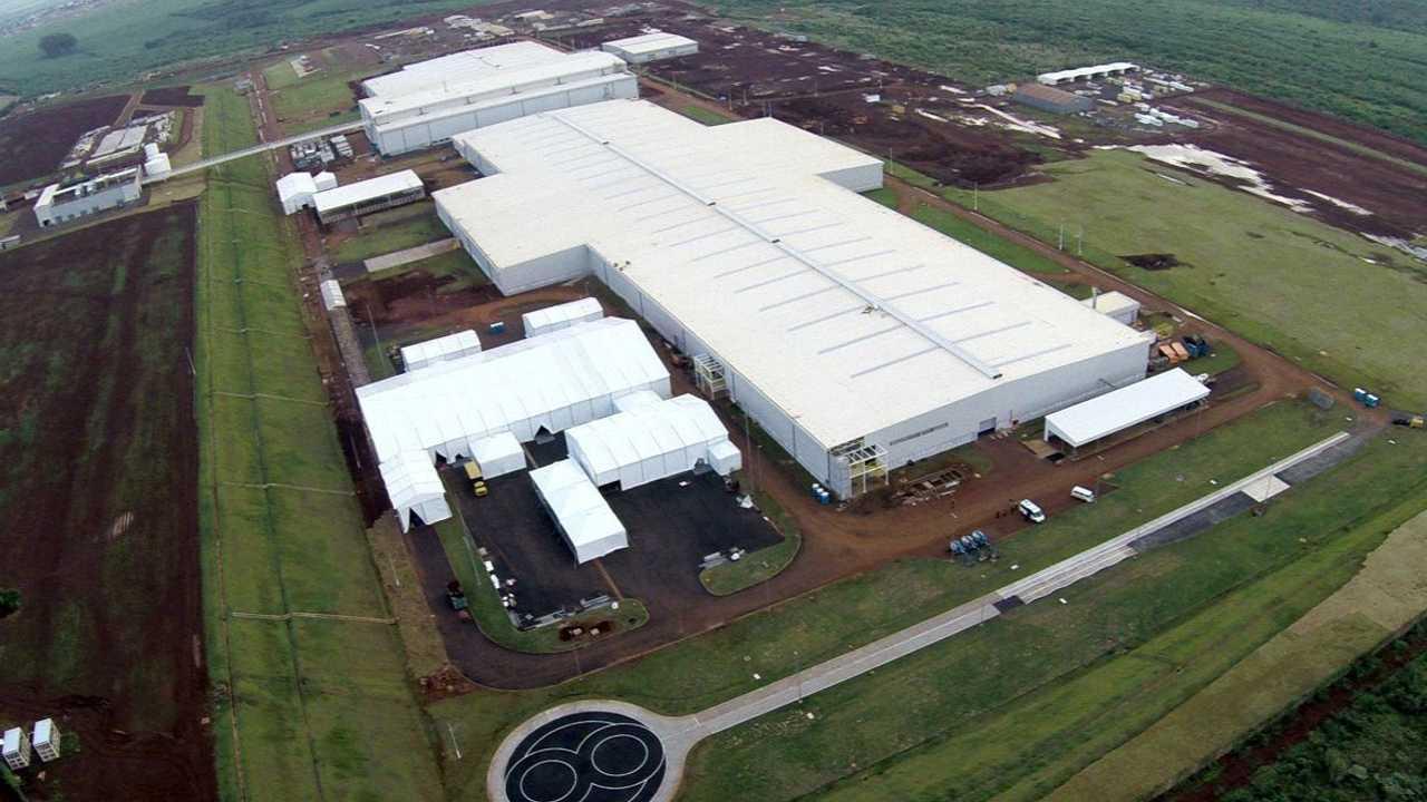 Fábrica Mercedes-Benz - Iracemápolis (SP)