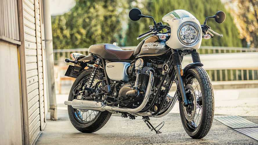 A Third Version Of The Kawasaki W800 Likely In The Works