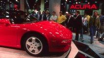 1989 Chicago Auto Show Acura NS-X Concept