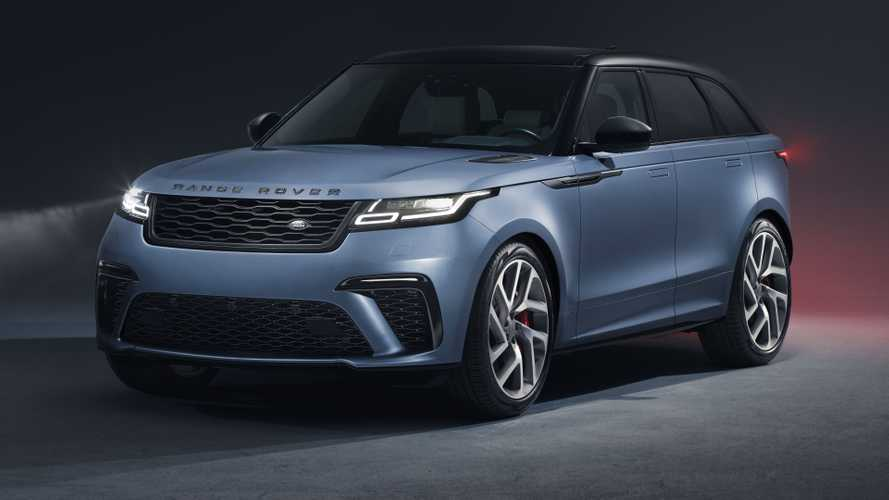 Range Rover Velar yıl sonunda daha avantajlı