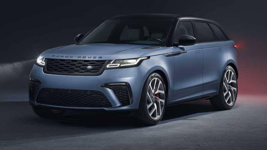 Range Rover Velar SVAutobiography Dynamic Edition, SUV da 550 CV