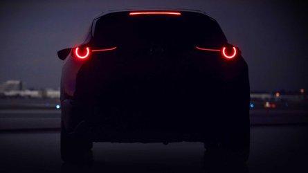 ¡Alerta teaser! Mazda muestra un nuevo SUV compacto para Ginebra