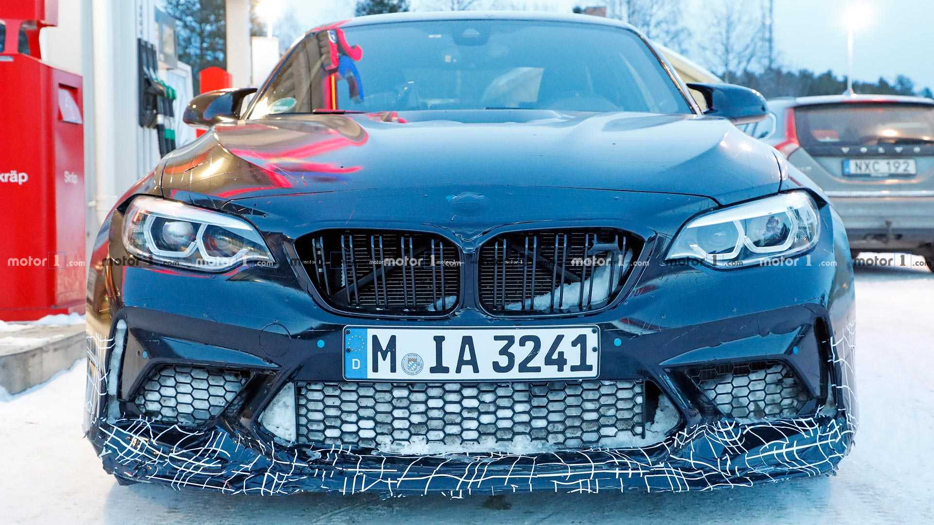 2018 BMW serie 2 coupe/cabrio facelift 55