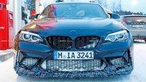 BMW M2 CS Spy Shots
