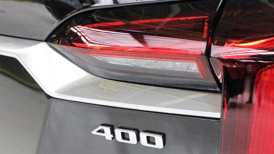Cadillac Adding Torque Badges To Cars... In Newton-Meters