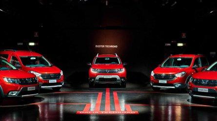 Dacia, la nuova serie speciale si chiama Techroad