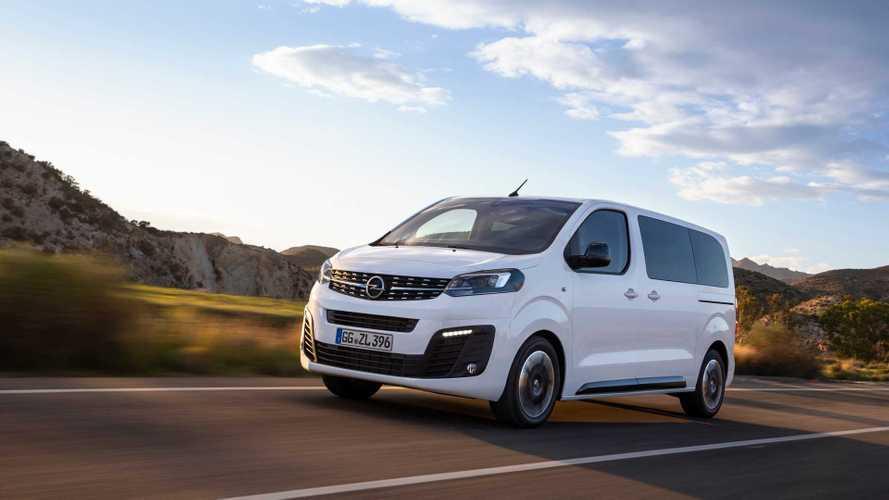 Opel предложил россиянам выгодный Zafira Life