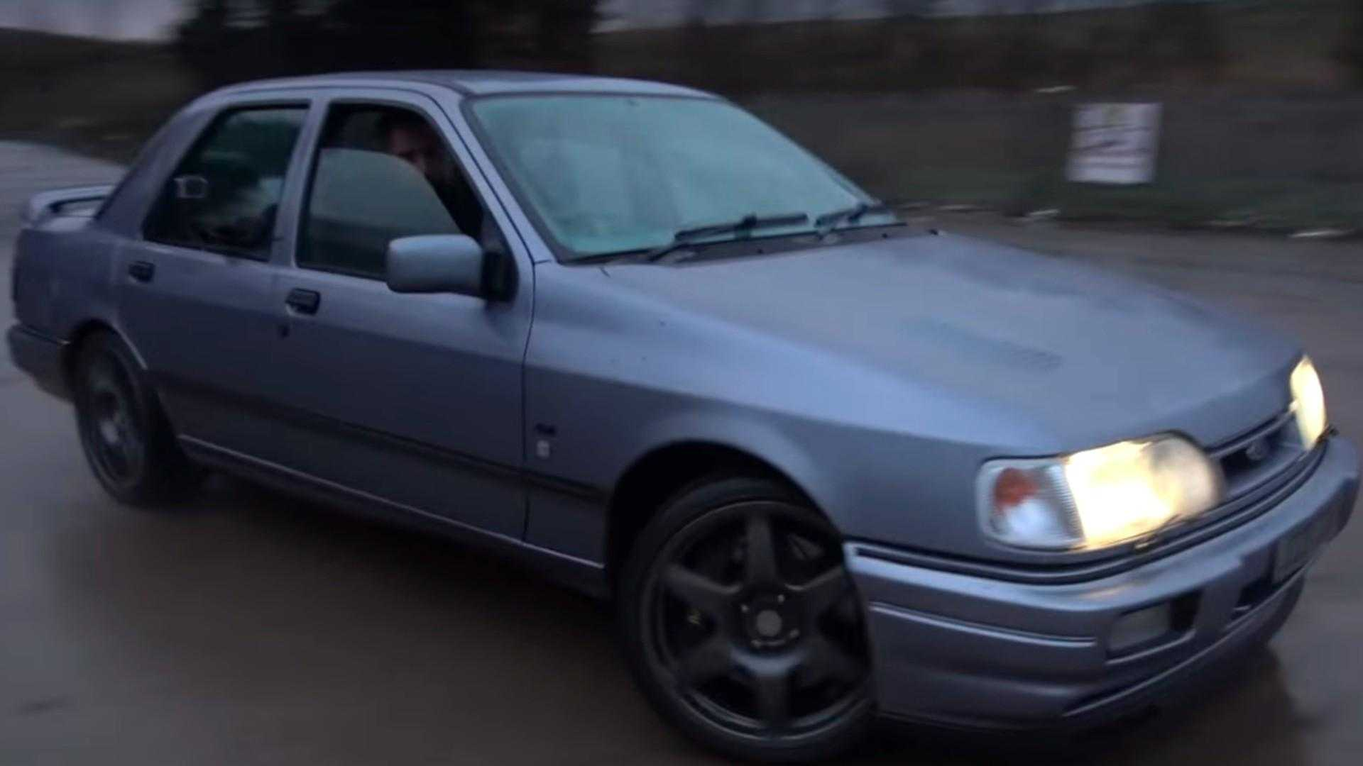 """[""""Ford Sierra RS Cosworth""""]"""