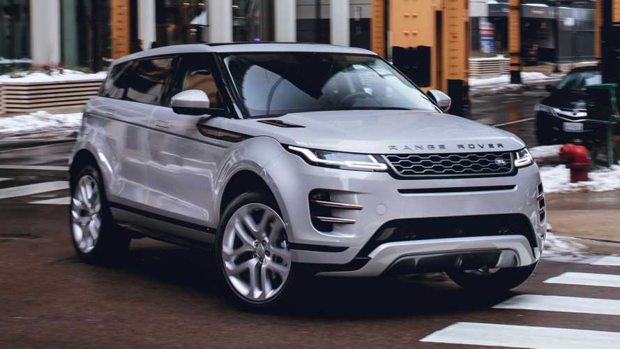 Range Rover Evoque 2020 - América do Norte