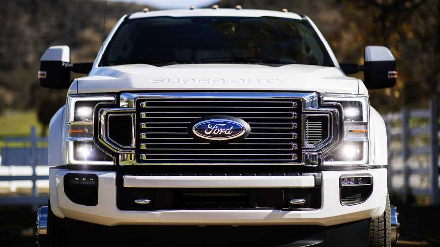 Ford F-Series Super Duty 2020. Arrivano i mostri!