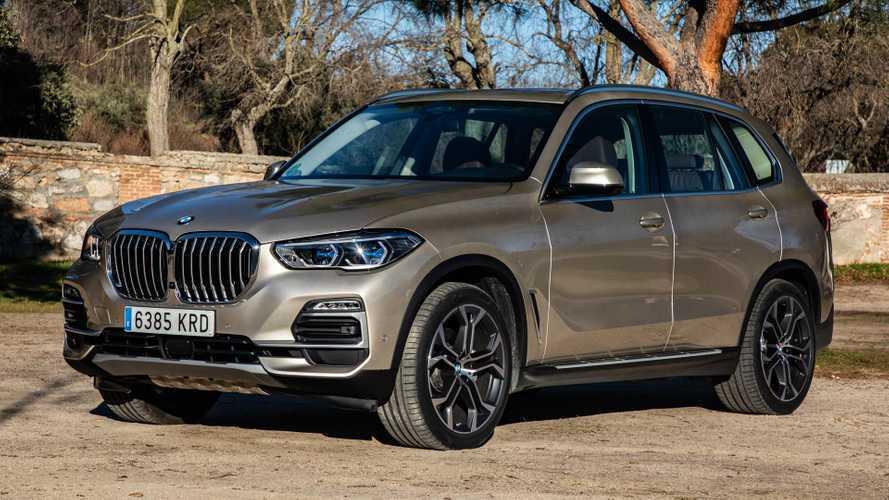 Los BMW X5 y X6 xDrive40d podrán tener pegatina Eco
