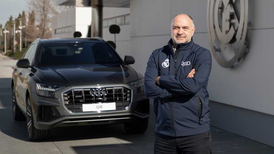 Coches Real Madrid Baloncesto 2019