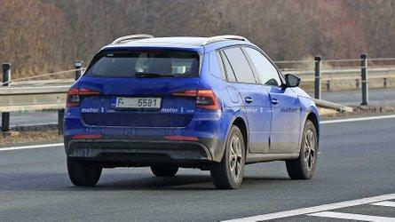 Szinte álca nélkül tesztelik az Skoda SUV-t
